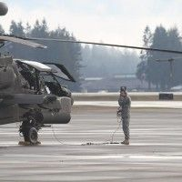 Military aircraft spotted over Tillamook County - U.S. Army 16th Combat Aviation Brigade