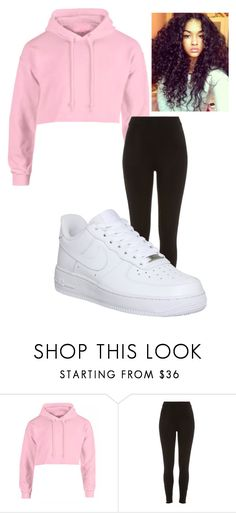 """""""I'm the One ~ DJ Khaled, Justin Bieber, Quavo, Chance to Rapper, and Lil Wayne."""" by hdflynn ❤ liked on Polyvore featuring River Island and NIKE"""