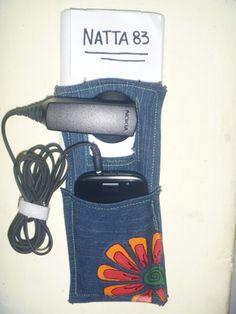 Porta cargador de Celular
