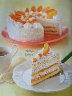 Dr oetker joghurt torte mit aprikosen