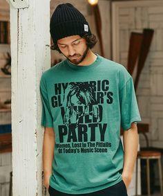 商品詳細 - WILD PARTY pt T-SH|HYSTERIC GLAMOUR MENS(ヒステリックグラマー メンズ)公式通販