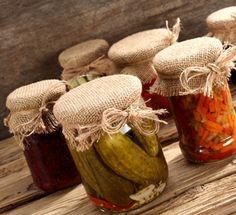 #Trucos de #cocina: Cómo hacer #conservas caseras de verduras y frutas