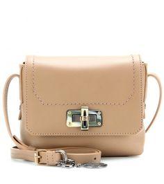 Lanvin - Happy Edgy leather shoulder bag