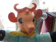 Elsie the Cow from Bordens. I have one