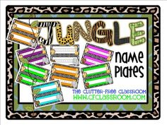 Please visit my blog, www.CFClassroom.com for daily tips and photos for organizing and managing a classroom.Variety is the name of the game wit...