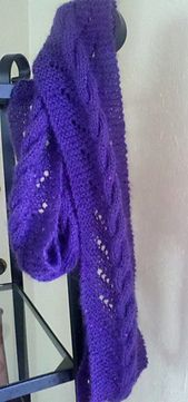 Ravelry: Infinite Cables pattern by Nicola Blechschmidt