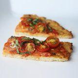 Low-Carb Cauliflower Crust Pizza Recipe