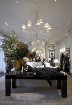 Ralph Lauren Interiors | ralph lauren interior design « The Perfect Black