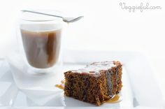 Vegan Sticky Date Pudding Recipe