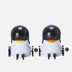 Kitchen Craft - Rolling Penguin Salt & Pepper Pots