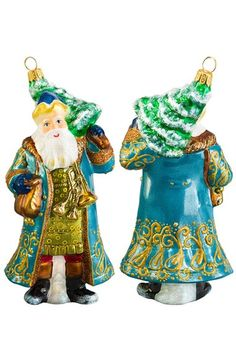 Joy to the World Collectibles Estonian Santa Ornament available at #Nordstrom