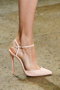 louboutins at cushnie et ochs. #nyfw #ss16 #shoeporn