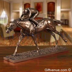 Genesis The Final Straight Retirement Gifts, Top Gifts, Wedding Gifts, Appreciation, Lion Sculpture, Statue, Fine Art, Crystals, Wedding Day Gifts