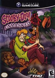 Image result for gamecube scooby doo