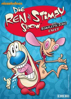 Ren & Stimpy Show. Mehr Infos: http://filmaffe.de/kritik-ren-stimpy-show-1991/