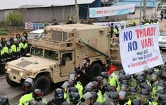#world #news  U.S., South Korea agree THAAD deployment going smoothly: South Korea
