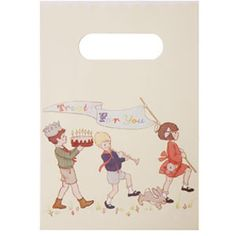 Belle & Boo Treat Bags + Stickers
