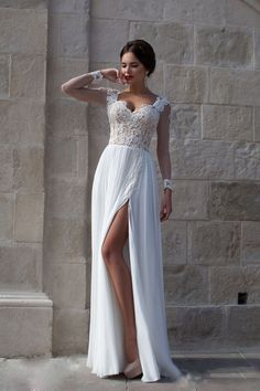 Beach Wedding Dresses Bohemian Wedding Dress Boho Wedding Dress