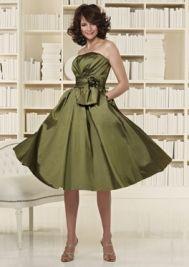 "Mori Lee ""Affairs"" Bridesmaid Dresses - Style 803"