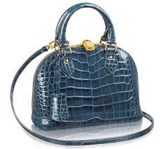 Louis-Vuitton-Alma-Bag-BB-Crocodile $22,200