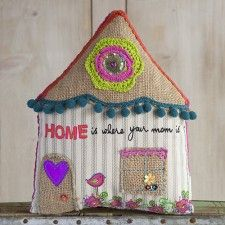 Home is where your #mom is!