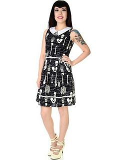 I See Through You X-Ray Dress