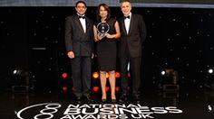 MITIE awarded Leadership Diversity Award at National Business Awards 2013