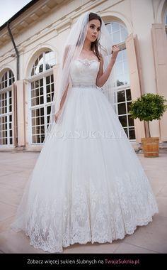 Suknia ślubna Juliette Atelier 07 Le Blanc - TwojaSuknia.pl