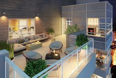 ESSER_Hyper Home Design - Antonio Bento - São Paulo - SP__LOUNGE SKY BAR (02)