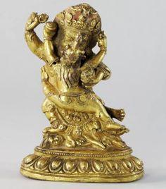 Buddha em bronze gilded a ouro do sec.19th, 14,5cm de altura, 38,960 EGP / 14,350 REAIS / 4,650 EUROS / 5,450 USD  https://www.facebook.com/SoulCariocaAntiques