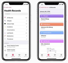 Apple today revealed an update coming to the Health app in the iOS beta, which will bring a Health Records section to the app and allow users to see their medical records from various providers.