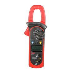 UT204 3 3/4 Digital True RMS Auto Range Digital Clamp Meter for 40~400A AC/DC Current Measurement