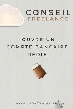 Freelance : ouvre un compte bancaire dédié ! Seo Blog, Site Wordpress, Entrepreneurship, Site Web, Feelings, Business, Tips, Blogging, Cabinet