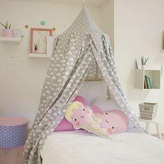 bed canopy princess room decor canopy grey room decor girl