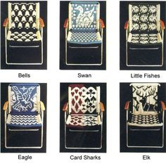 Terlyn Lawn Chair Patterns