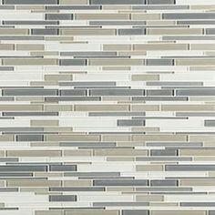 Glass Mosaic - Designer Stripe - Empire / Pattern