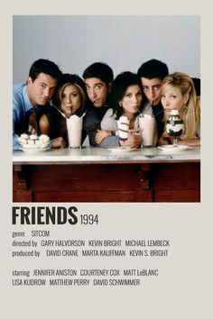 Alternative Minimalist Movie/Show Polaroid Poster - Friends - 5016 Wallpaper Iconic Movie Posters, Minimal Movie Posters, Movie Poster Art, Iconic Movies, Poster Wall, Poster Prints, Disney Movie Posters, Gig Poster, Cult Movies