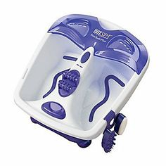 Hot Spa Foot Bath Plus Acupressure Massager (FootSmart.com)