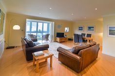 Apartment 5 - Greenwaves - Trevone Bay - A Cornish, self catering beach holiday house to rent at #TrevoneBay, just a short drive from #Padstow #Cornwall