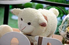 Sheep / Lambs Baby Shower Party Ideas   Photo 2 of 12   Catch My Party
