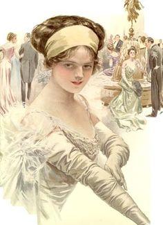 Debutante ~ Harrison Fisher