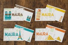 Lunchbox Notes >> Travel -