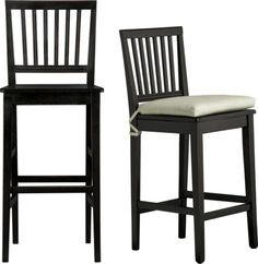 Awesome Crate and Barrel Bar Stools