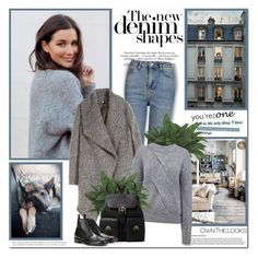"""""""Weekend mood!!"""" by lilly-2711 ❤ liked on Polyvore featuring Topshop, H&M, Pink Tartan, MICHAEL Michael Kors, Prada and Yves Saint Laurent"""