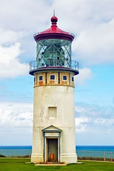 Kilauea Lighthouse - Hawaii