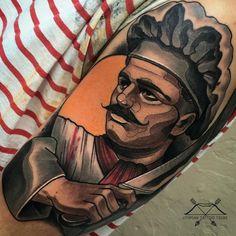 Guest artist: Andrés Inkman #tattoo #tattooed #ink #inked #tattoocollective #tattooaddicts #tattooworkers #tattooartist #bodyart #skinartmag #pINKterest #neotrad #skinart_mag #skinartmagtraditional #thebestspaintattooartists #anchor#tattoo #tattooed #ink #inked #tattoocollective #tattooaddicts #tattooworkers #tattooartist #bodyart #tattooworld #tattooart #skinartmag  #inkedup #skinart_mag #neotraditional #neotraditionaltattoo #thebestspaintattooartists #valenciatattoos #tatuajesvalencia