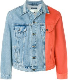 Off-White x Levi's Made & Crafted denim jacket