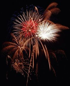 Fireworks by Lyle Stavast - A Nikonians Guide: This quick guide from nine years ago is still a classic! via nikonians.org #Photography #Lyle Stavast #nikonians_org