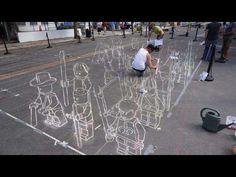 Urban #art #lego