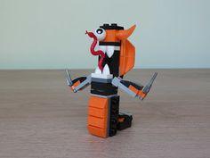 Totobricks: LEGO MIXELS SERIES 9 COBRAX LEGO 41575 NINDJAS http://www.totobricks.com/2016/10/lego-mixels-series-9-cobrax-lego-41575.html